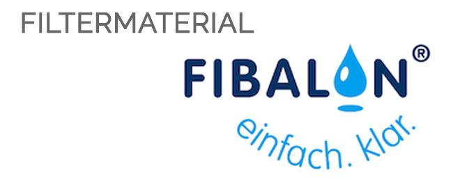 Fibalon Filtermaterial - Produktinformation
