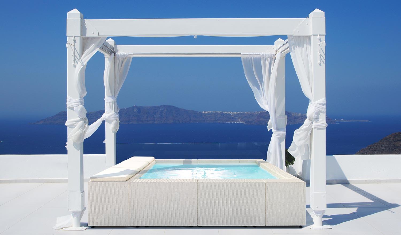 Modell Playa am Meer
