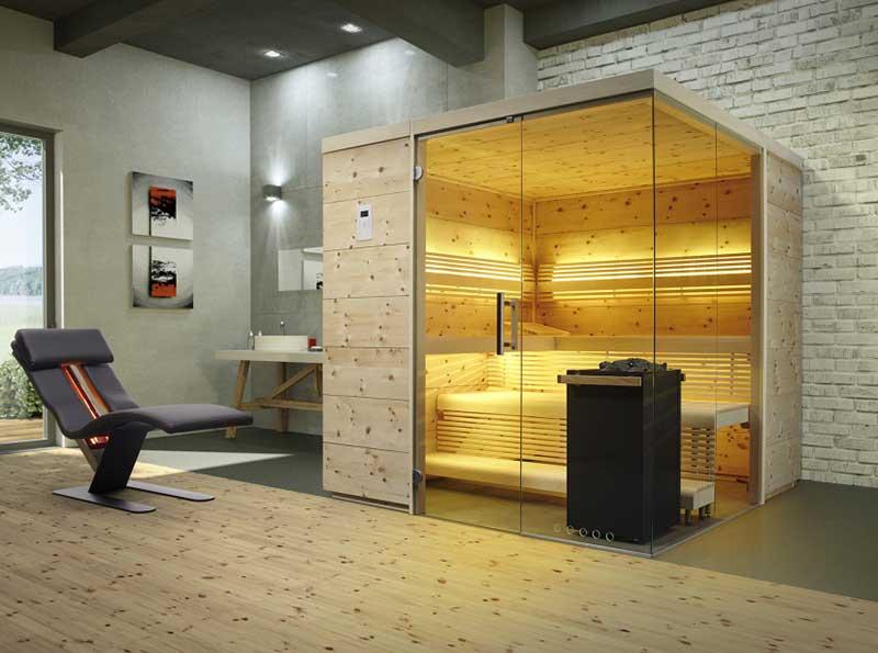 Sauna nach Maß