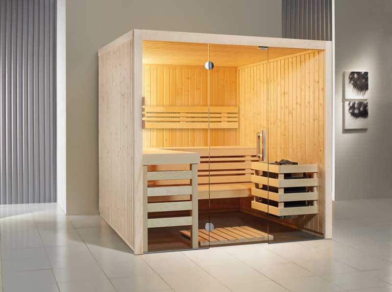 Sauna-Serien