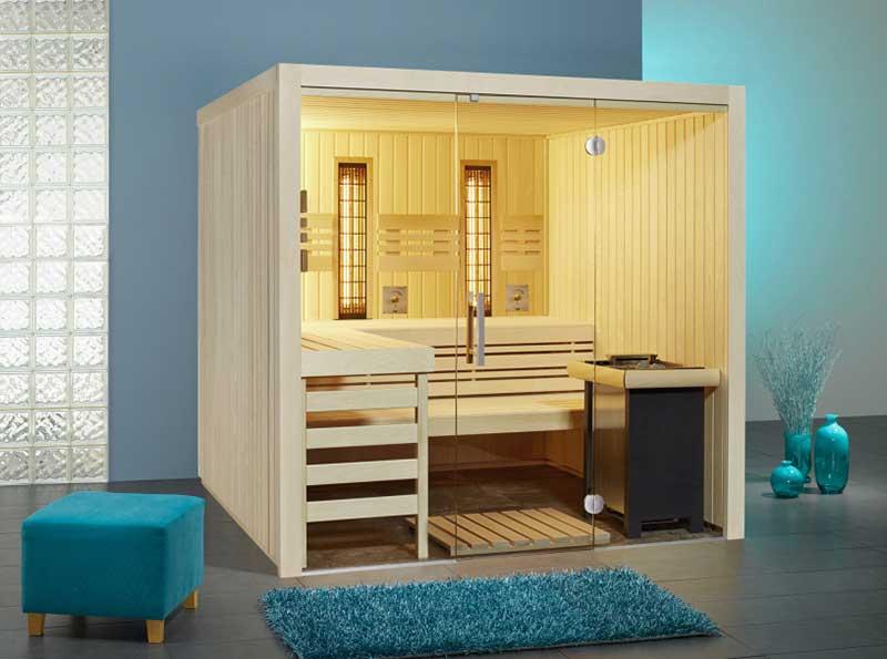 Sauna Panorama Complete