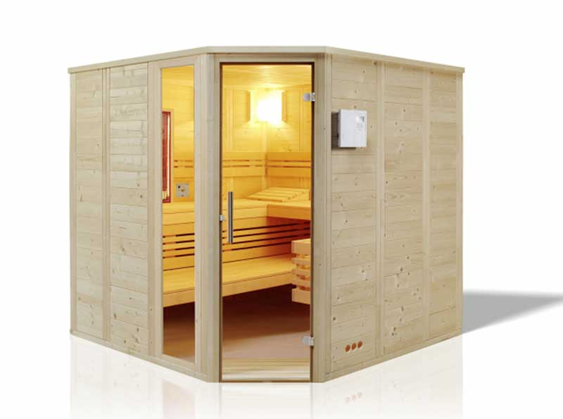 Sauna Urban Complete