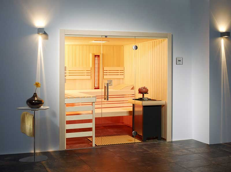 Sauna Opal