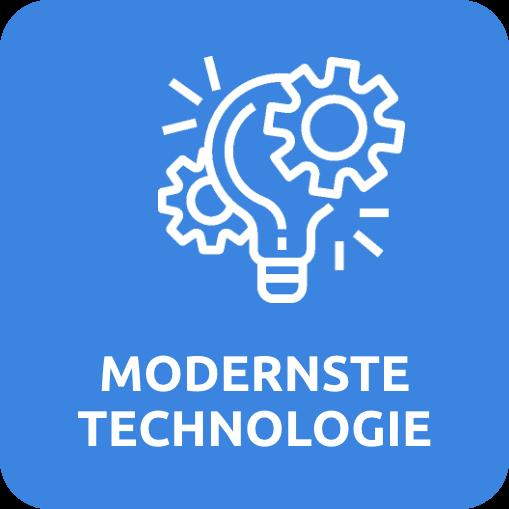 Modernste Technologie